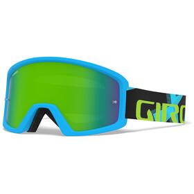 Giro Blok MTB Goggles turkis/farverig